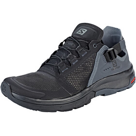 Salomon Techamphibian 4 Shoes Women black/ebony/quiet shade